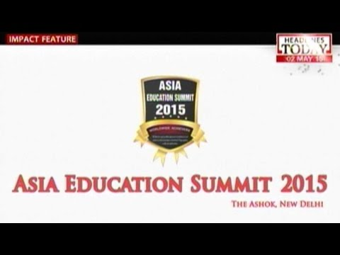 Asia Education Summit 2015