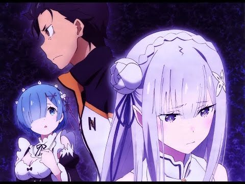 """Re:Zero Episode 14 Insert Song -  """"Theater D"""" by MYTH & ROID「Re:ゼロから始める異世界生活」"""