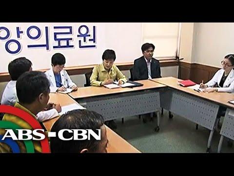 9 panibagong kaso ng MERS-CoV, naitala sa South Korea