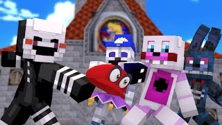 Super Puppet Odyssey - (Minecraft FNAF Roleplay)
