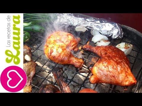 Como Marinar Pollo para Asar Las Recetas de Laura Recetas Saludables