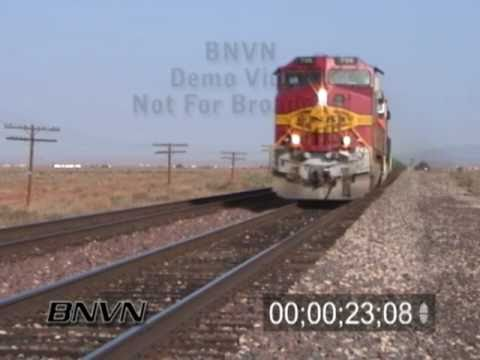 8/13/2002 Freight Train Video