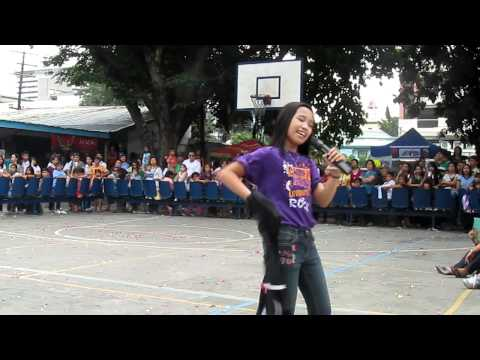 This is me (Philippine Christian University) 2010 Field day