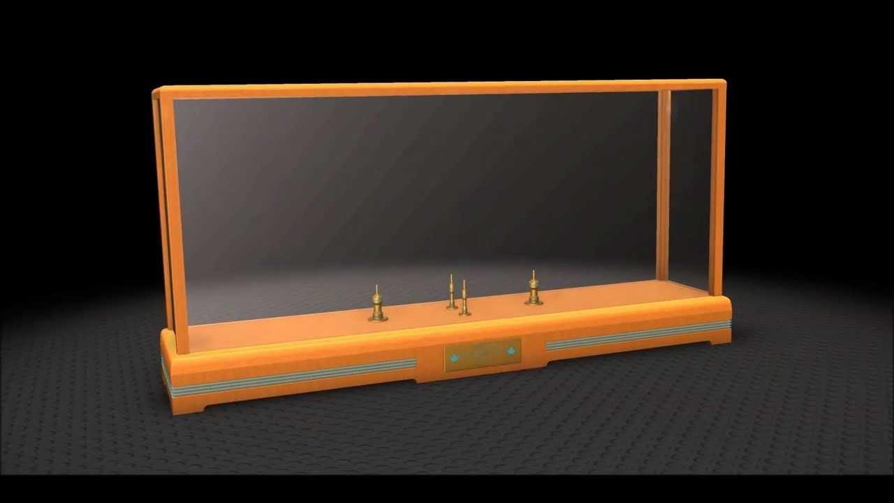 fabriquer une vitrine pour maquette images. Black Bedroom Furniture Sets. Home Design Ideas