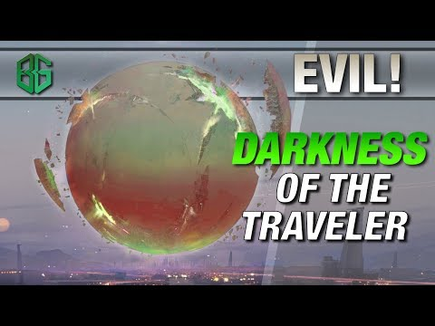 AND THERE'S MORE THAN ONE!?    Destiny's Traveler's Evil Side