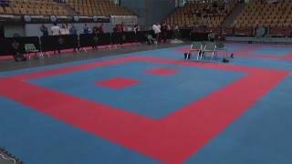 Tatami 2 WAKO European Championships 2018