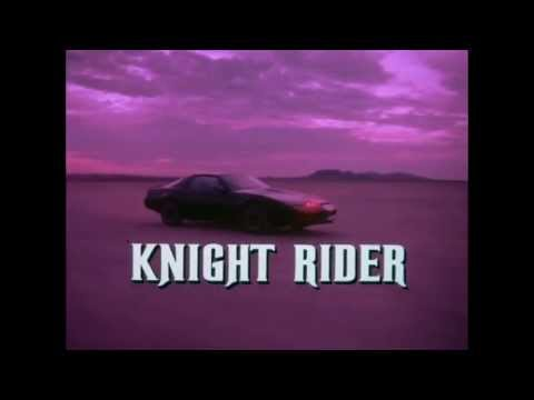 Knight Rider Intros Collection video