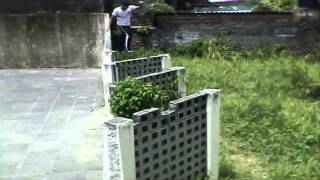 Parkour Na Escola (Brasil) PE- Parkour In School (Brazil) PE