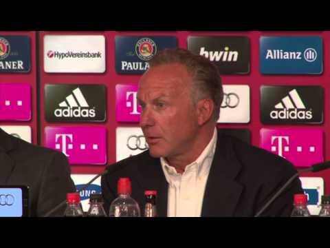 Karl-Heinz Rummenigge über den ersten Kontakt zu Pep Guardiola | FC Bayern München