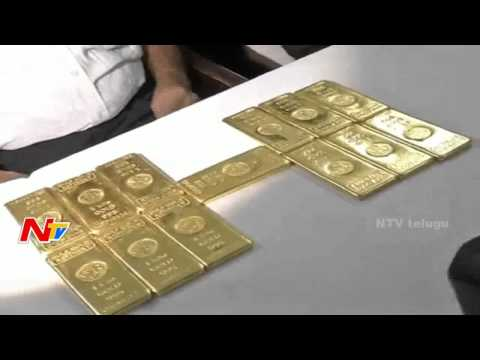 Airport Authority Interferes in Gold Smuggling at Shamshabad Airport
