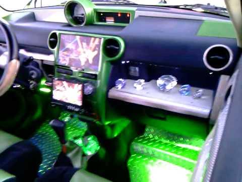 2006 Custom Scion Xb Alpine System 20 Inch Tft Tv Monitor