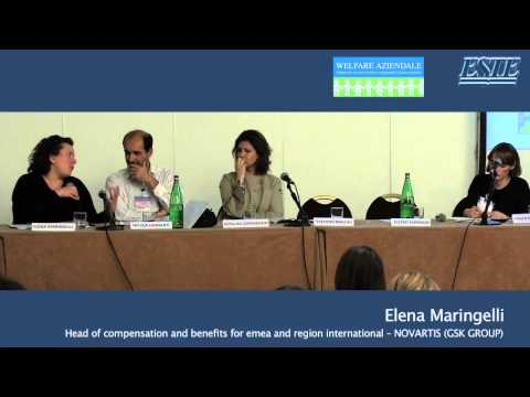 Tavola rotonda (2a parte) - Welfare Aziendale Milano 2015 - Vodafone, 7Pixel, Novartis