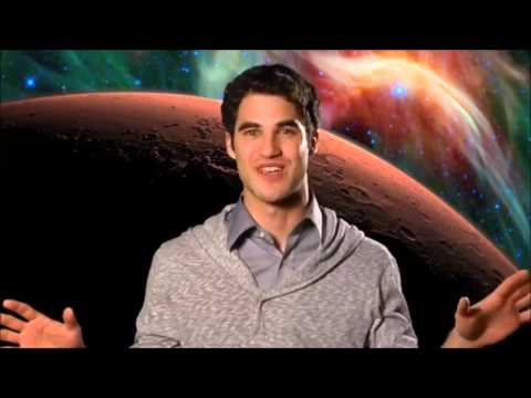 StarKid SPACEtour Interviews ft. Darren Criss