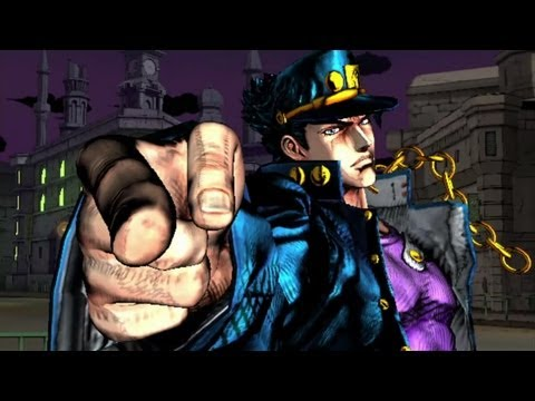 VIDEO: Nuevo tráiler de JoJo´s Bizarre Adventure All Star Battle