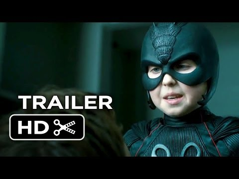 Antboy Official Theatrical Trailer #1 (2013) - Danish Superhero Movie Hd video