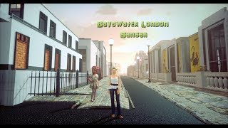 Bayswater London in Sansar