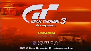 Gran turismo 3: Playthrough part 1 - Sunday cup.