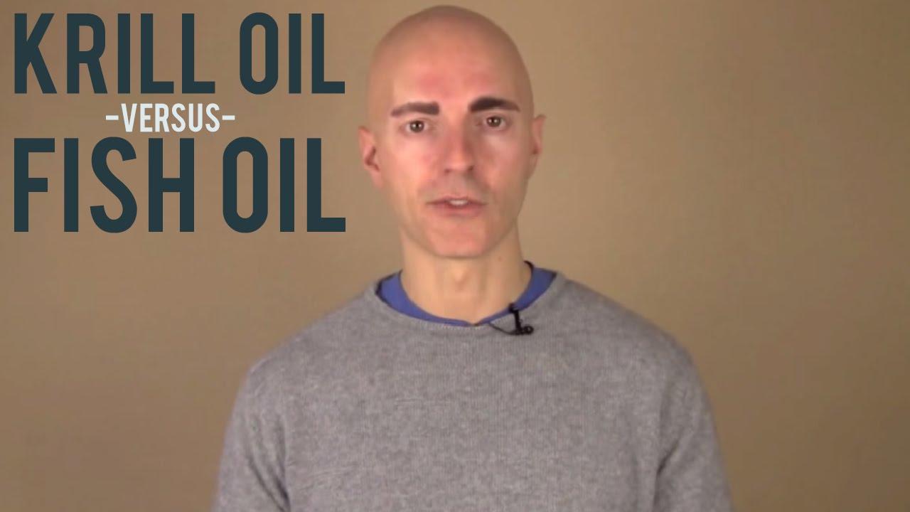 Krill oil vs fish oil which is better youtube for Krill oil versus fish oil