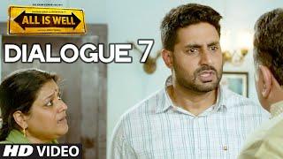 All Is Well Dialogue - 'Har Bachche Ke Liye Uska Baap Hero Hota Hai Hero.' | T-Series