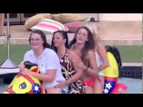 BBAU 2012  l There's a pony in the pool!