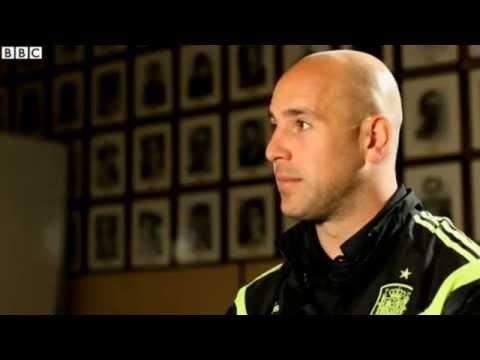 Pepe Reina - BBC Football Focus