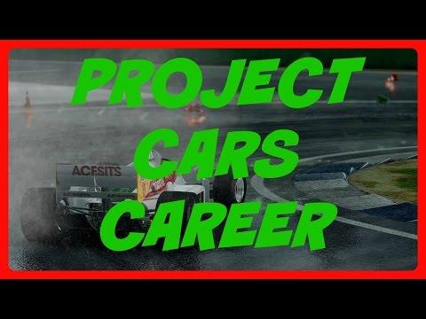 Project Cars Career Episode 33- The Super Kart Dubai Kart Masters Cup @ Dubai Autodrome