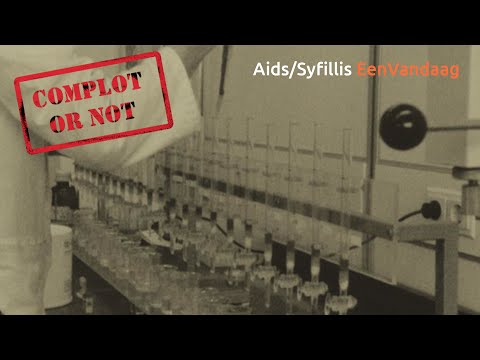 Complot or Not (Aids/Syfillis)