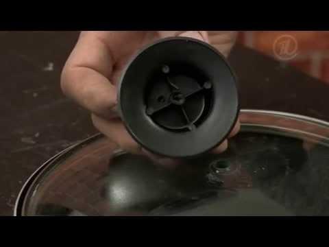 Как сделать у крышки кастрюли ручку на стеклянной