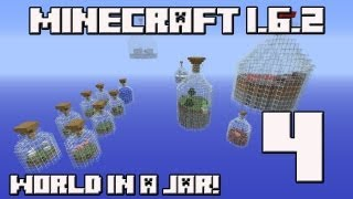 Minecraft 1.6.2 World in a Jar! Capitulo 4