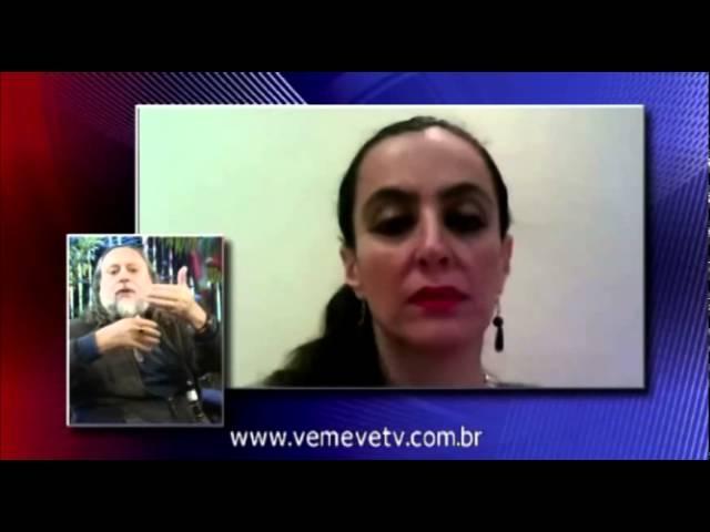 [Trecho] Psicanalista Taty Ades entrevista Caio Fábio: Construção do Amor e a sociedade líquida.