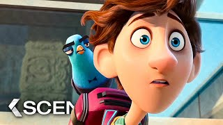Physics Problem Scene - SPIES IN DISGUISE (2019)