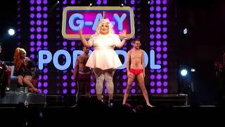 Eureka O'Hara - Gay P*rn Idol - G-A-Y Heaven London