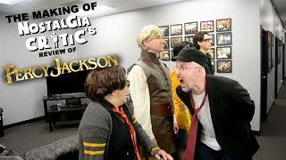 Percy Jackson and the Lightning Thief - Making of Nostalgia Critic