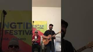 """Tides On Earth @ """"One Song"""" Workshop Stage @ Springtide Music Fest 2018"""