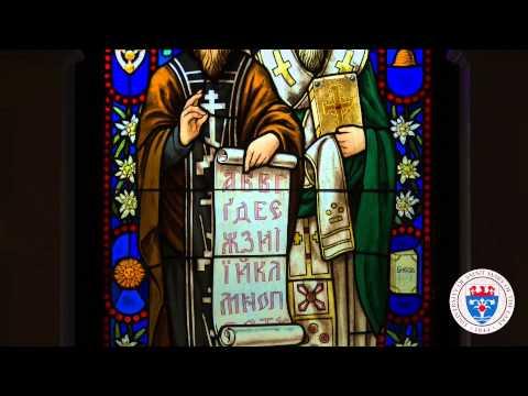 Fr. Rober Barron Saints Cyril and Methodius.
