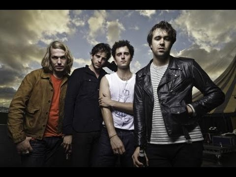 The Vaccines - Behind The Scenes At Their NME Cover Shoot