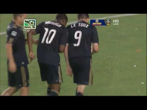 Houston Dynamo vs Philadelphia Union 2-3 Game 8 Video
