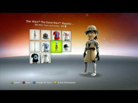 If you love pom poms and wasting money, then you'll love the new Xbox360 Avatar Marketplace Video