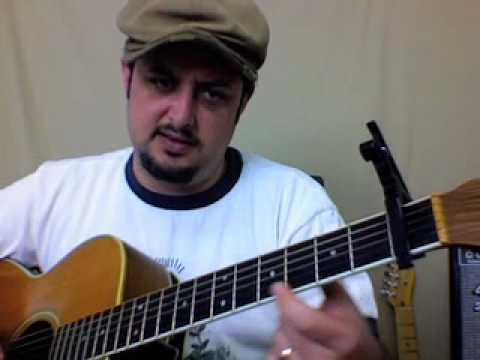 Easy Songs (guitar Lesson) Acoustic Guitar Lesson - Green Day - Boulevard Of Broken Dreams video