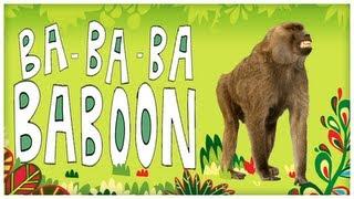 "Animal Songs: ""Ba Ba Baboon,"" by StoryBots"