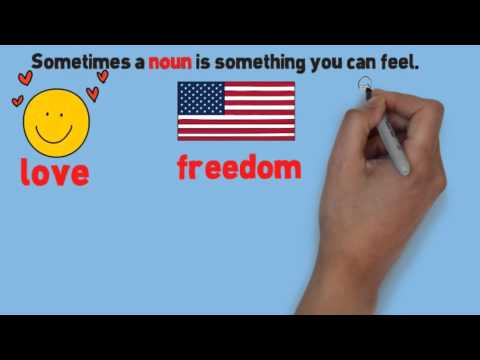 Nouns Song (Nouns by Melissa)