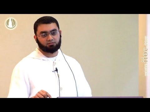 Islam and Homosexuality: Drawing the Lines - Mustafa Umar