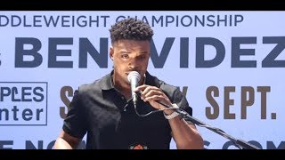 """ERROL SPENCE """" I WANT TO CLEAN OUT THE DIVISION"""".... TERRENCE CRAWFORD LAST ON LIST?"""