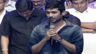 actor-rahul-ravindran-speech-srimanthudu-success-meet-live-exclusive-mahesh-babu