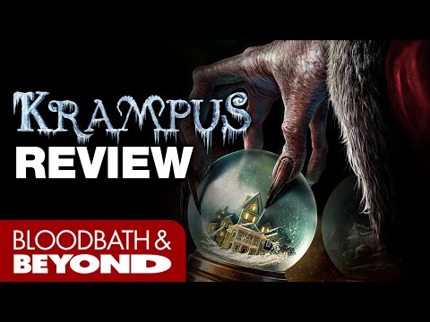 Krampus (2015) - Horror Movie Review