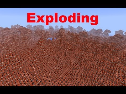 How To Explode TNT In Minecraft PE