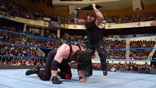 WWE Backlash/Kane Vs Bray Wyatt/No Holds Barred/Full Match HD 2016.