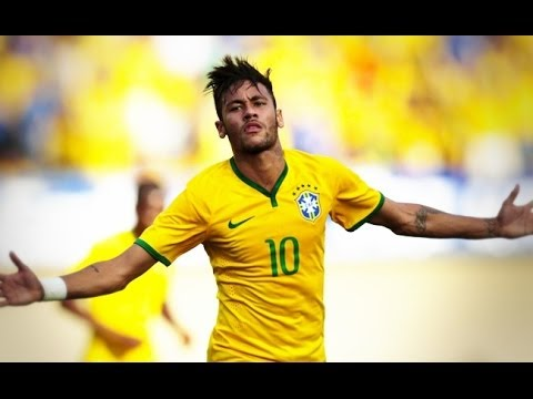 Neymar Jr - Road to World Cup 2014 HD
