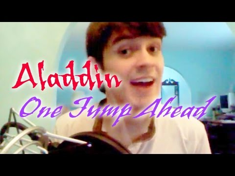 One Jump Ahead - Aladdin
