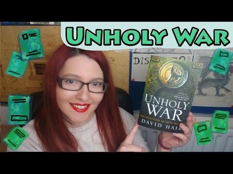 Unholy War [review] by David Hair